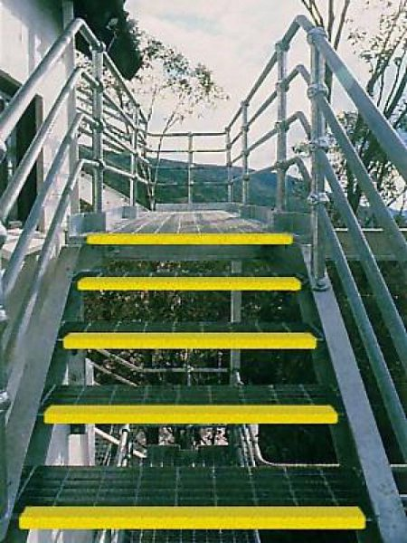 Non Slip Stair Treads Ceramabond Pty Ltd Anti Slip