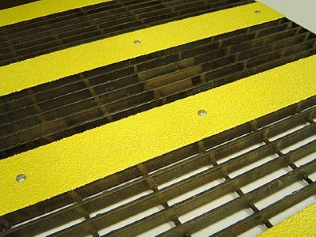 Anti Slip Metal Strips Ceramabond Pty Ltd Anti Slip