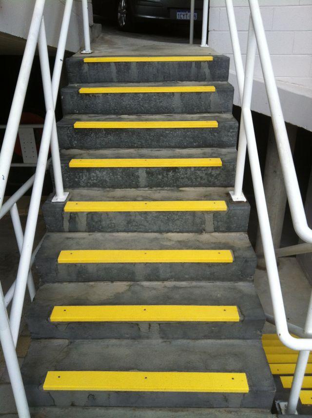 Non Slip Stair Treads - Anti Slip Stair Nosing